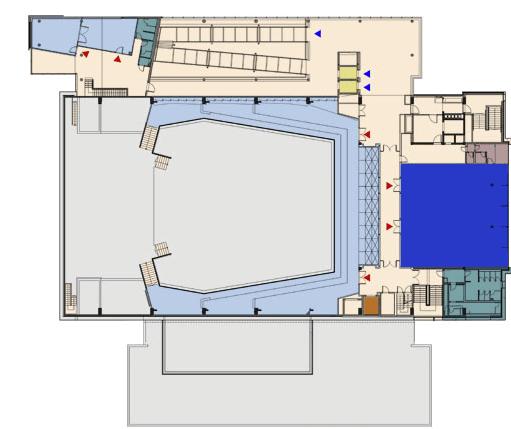 EWAC2 Kongress Rhein-Mosel-Halle Koblenz 2.OG