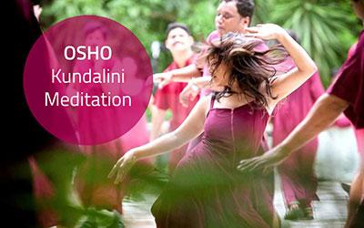OSHO® International – Kundalini Meditation – EWAC