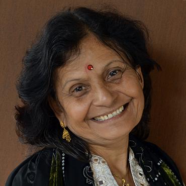 Dr. Vinod Verma, Ayurvedische Ärztin