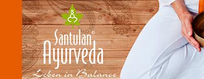 Santulan Ayurveda Aussteller EWAC-Gesundheitsmesse