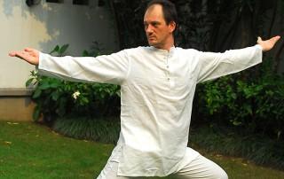 Yoga mit Jürgen Laske