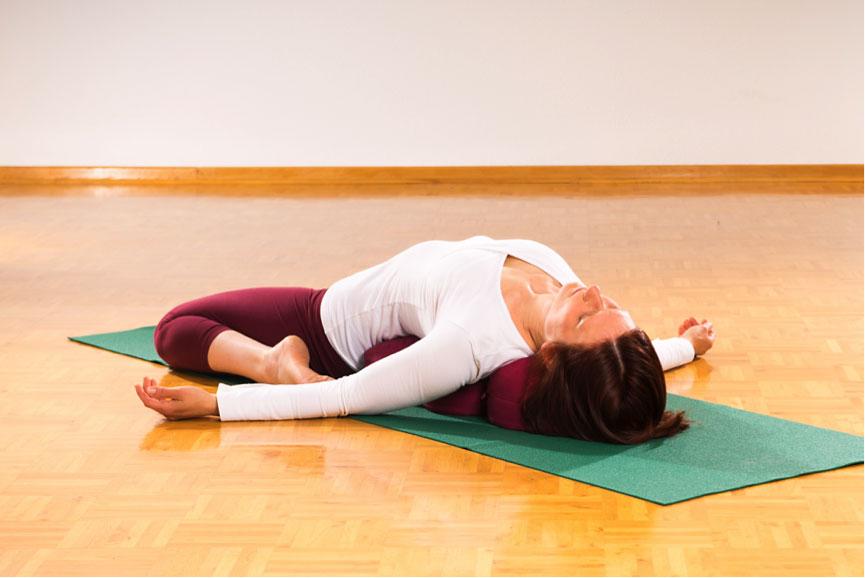 Yoga mit Shanti Grit Wade