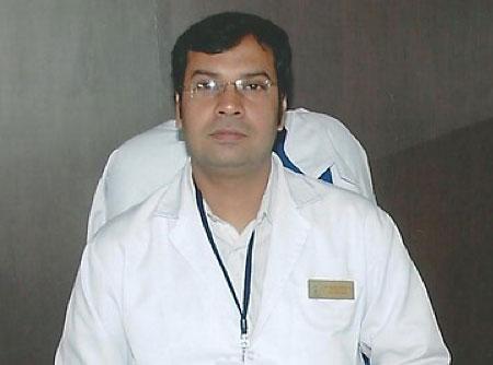 EWAC-Gesundheitsmesse - Vortrag von Dr. Manoj Samantaray
