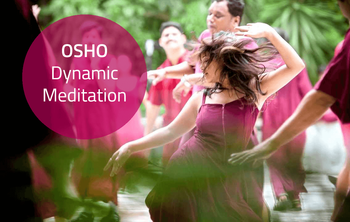 Aktive Meditationen mit OSHO®