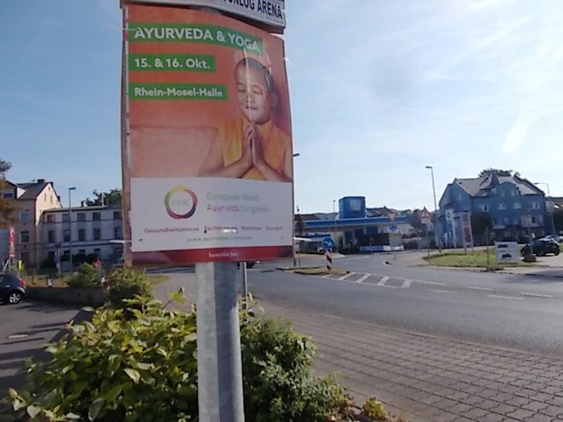 Faszination EWAC – Geballte Werbung in und um Koblenz!